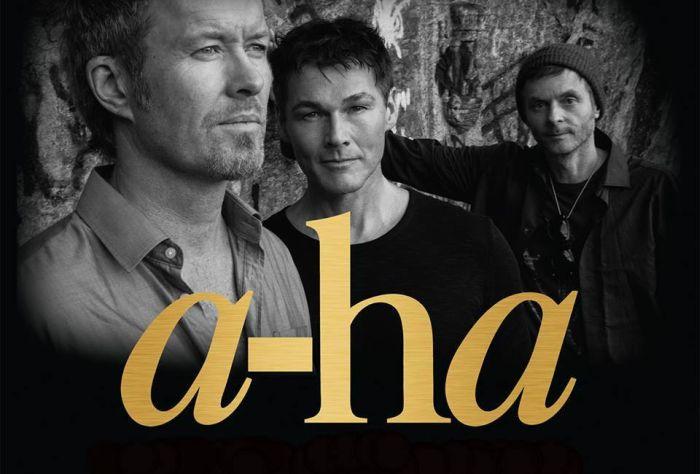 AUDIO: Výborným novým A-ha sekunduje sedmdesátičlenný orchestr