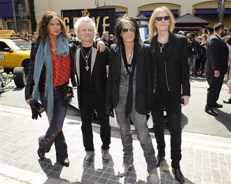 Aerosmith vydávají po jedenácti letech nové album