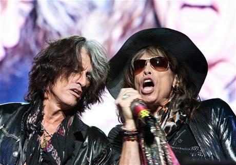 Steven Tyler: Nové album Aerosmith máme téměř hotové