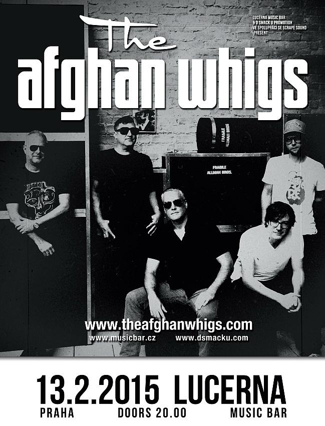 The Afghan Whigs: Proč psát o drogách, když už nic nebereme?