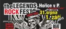 Na The legends rock fest přijedou Vilém Čok, Aleš Brichta či Krucipüsk