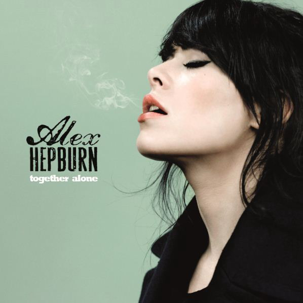 Alex Hepburn together alone cover silverpop