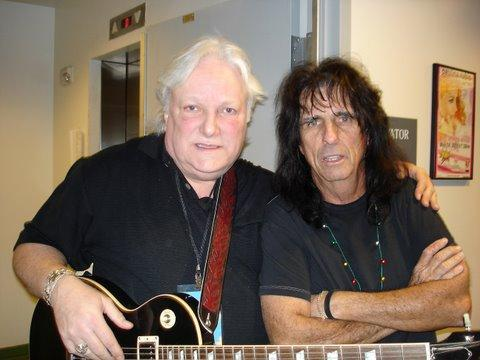Zemřel Dick Wagner, kytarista Alice Coopera a Lou Reeda