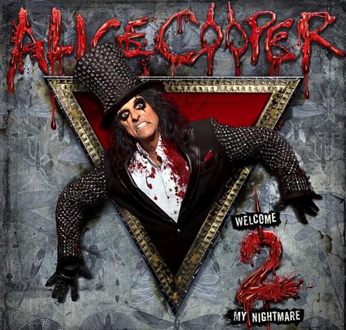 RECENZE: Alice Cooper opět bojuje s noční můrou