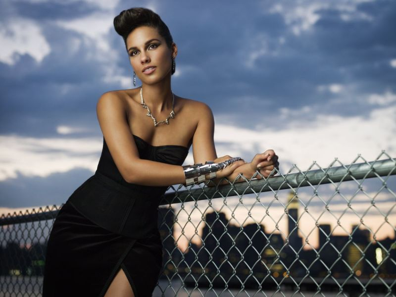 Alicia Keys chystá turné. Girl on Fire zazní i v Praze