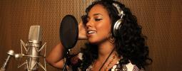 Alicia Keys si hraje s ohněm