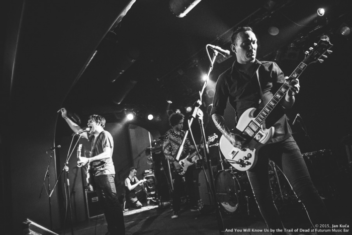 LIVE: ...And You Will Know Us By The Trail Of Dead s drivem, i tentokrát nedoceněni