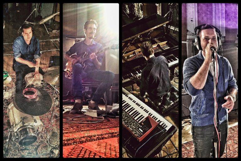 Android Asteroid natáčí desku ve studiu Abbey Road, domovině Beatles