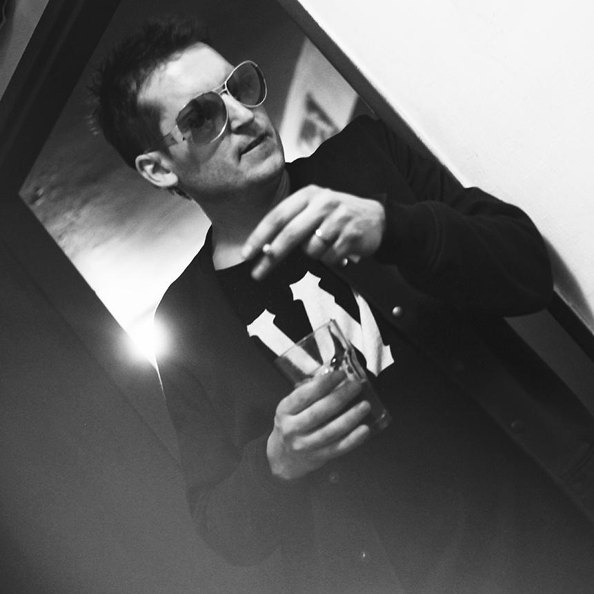 Rock DJ (12.): Tomáš Konůpka z Android Asteroid a Mydy Rabycad