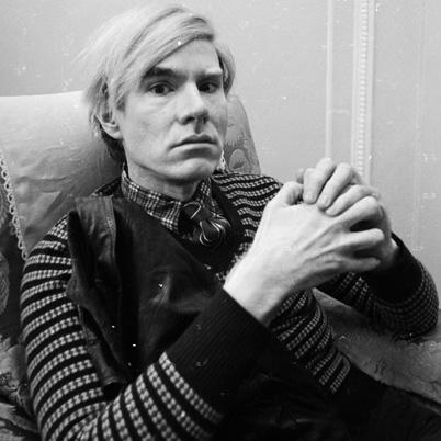 SMRT SI ŘÍKÁ ROCK'N'ROLL: Andy Warhol (127.)