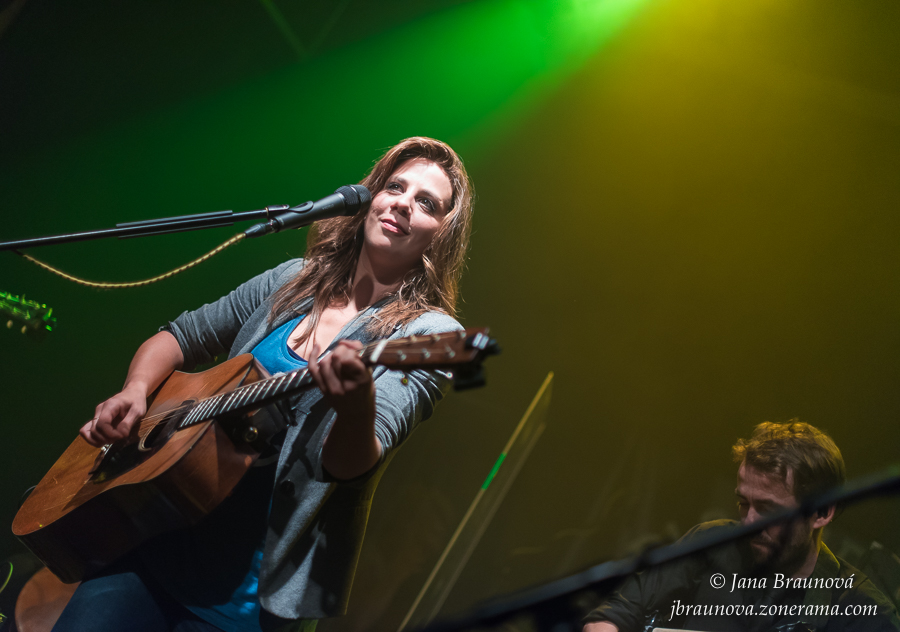 LIVE: Písně Anety Langerové zrají jako víno