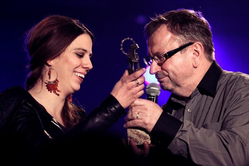Aneta Langerová: Přála jsem si vylézt na pódium sama s kytarou