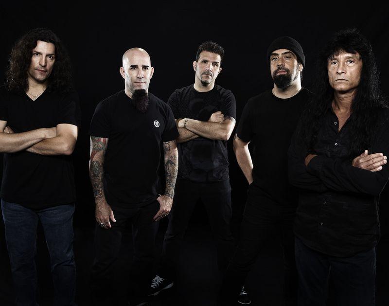 Anthrax zabouří už v listopadu v Brně