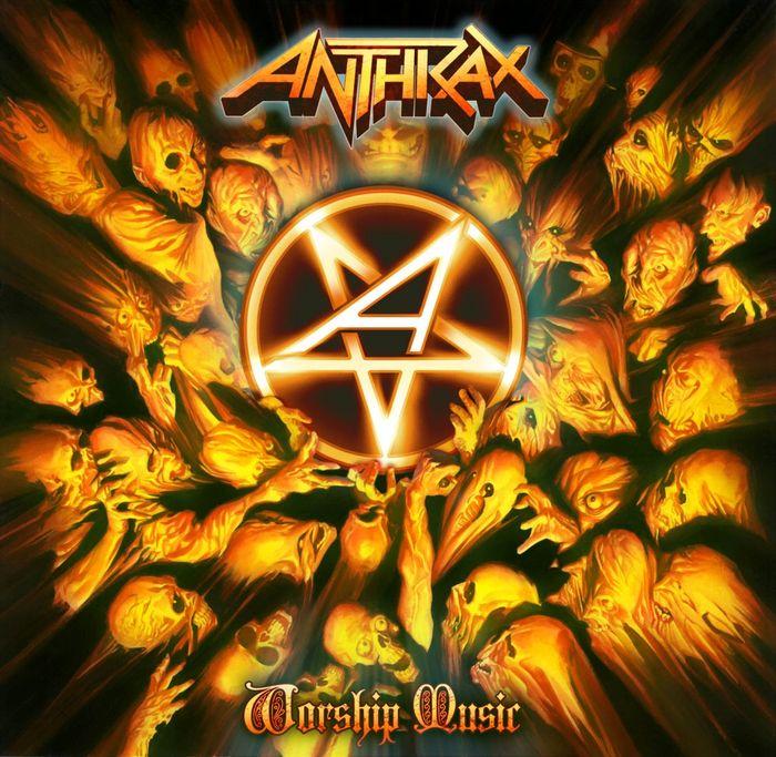 Anthrax točí po osmi letech nové album, poslechněte si první singl