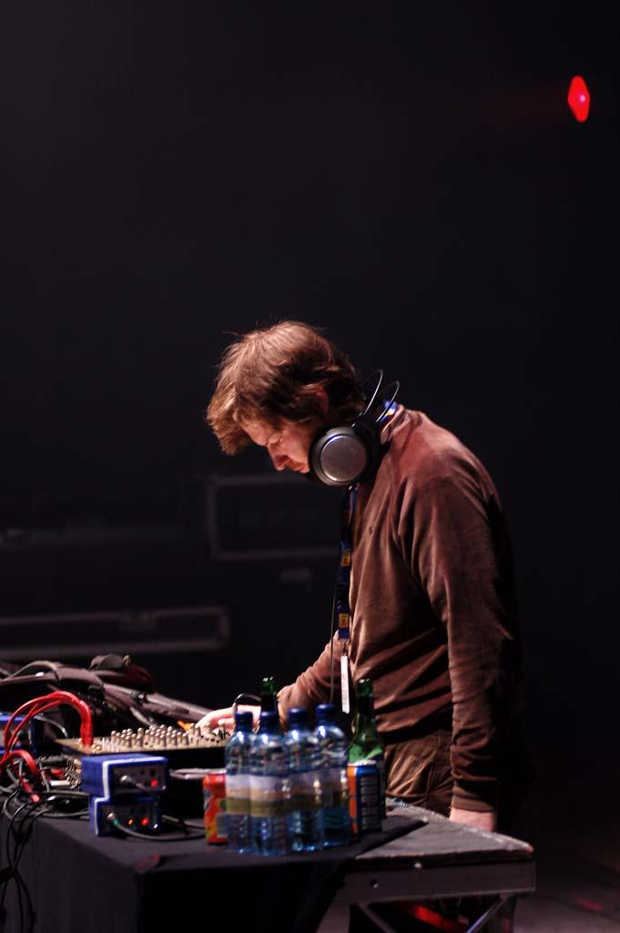 Aphex Twin - zvuky genitálií