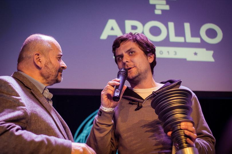 Cenu Apollo může podruhé získat Boris Carloff. Šanci má Lenka Dusilová i Zrní