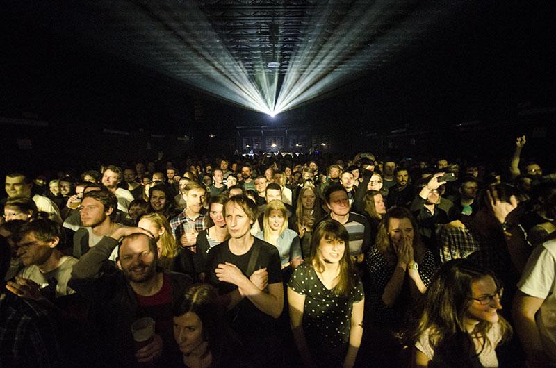 LIVE: Archive se na Flédě předvedli na vrcholu kariéry
