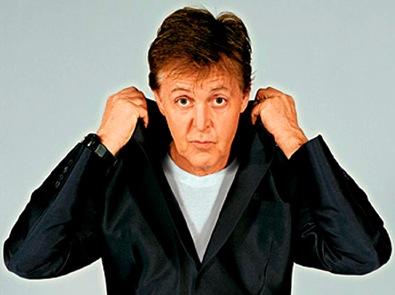 Paul McCartney: Někdo mi napíchnul telefon