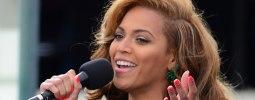 VIDEO: Beyoncé zpívala hymnu pro Baracka Obamu a 800 tisíc lidí