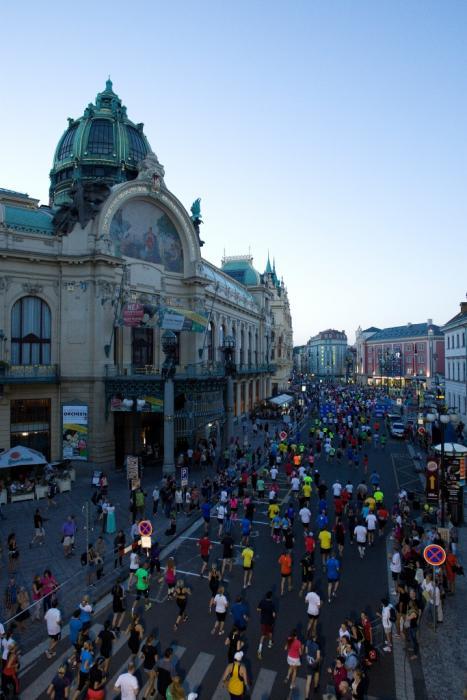 Co nabídne Birell Grand Prix Praha běžcům