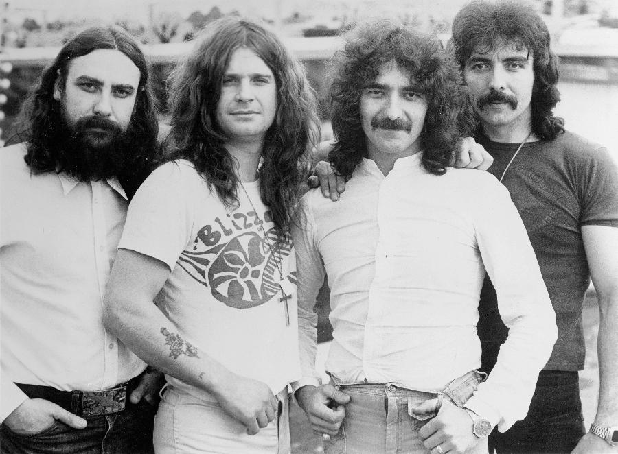 Tony Iommi z Black Sabbath: Pán temnot