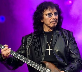 Tony Iommi z Black Sabbath: Pán temnot