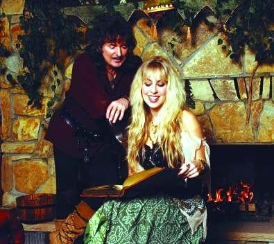 Blackmore's Night vydávají živák a zavítají do Slavkova u Brna