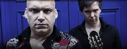 Bývalý zpěvák Iron Maiden Blaze Bayley chystá v Česku akustické miniturné