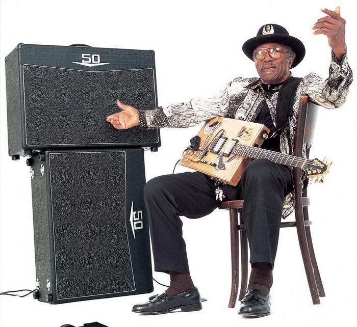 SMRT SI ŘÍKÁ ROCK'N'ROLL: Bo Diddley (141.)