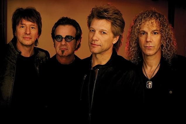 TOP 10 nejlepších songů Bon Jovi