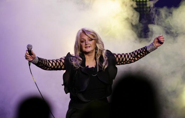 Nezaměnitelný chraplák Bonnie Tyler zazní v dubnu ve třech českých městech