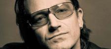Zpěvák Bono, George Clooney a další hvězdy upozorňují na hladomor
