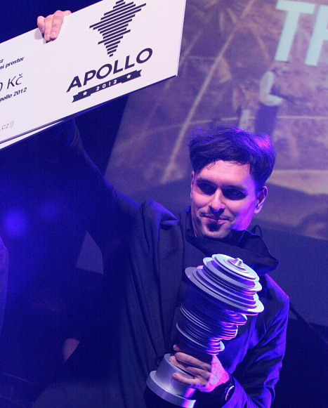 Apollo 2012: vítěznou sošku si odnesl Boris Carloff