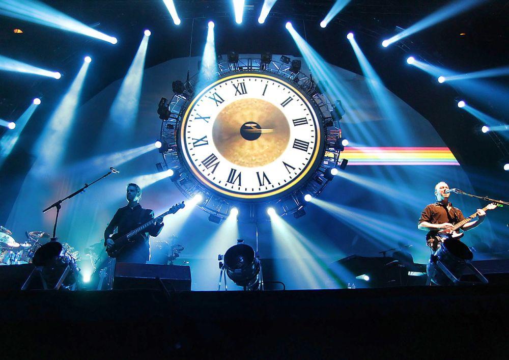 Brit Floyd show představí v Praze tvorbu Pink Floyd