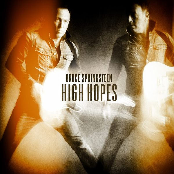 High Hopes album Bruce Springsteen