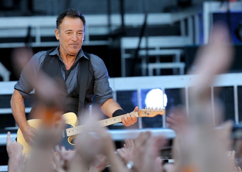Do kin míří hudební dokument Springsteen & I