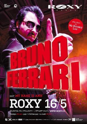 Květnové taháky v Roxy: WWW, Bruno Ferrari nebo Fritz Kalkbrenner