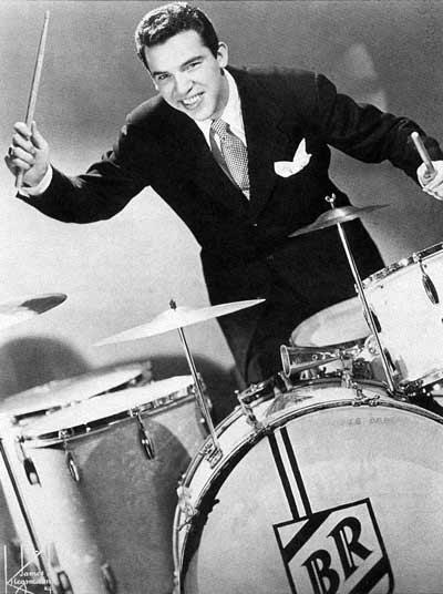 SMRT SI ŘÍKÁ ROCK'N'ROLL: Buddy Rich (61.)