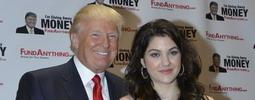 Celeste Buckingham finančně podpořil miliardář Donald Trump