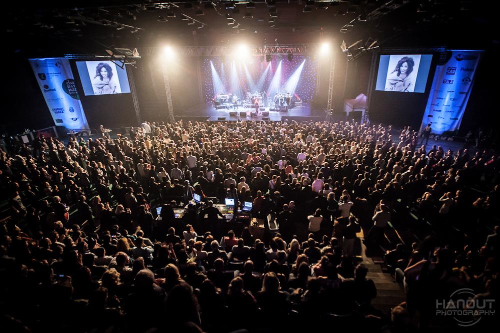 LIVE: Chaka Khan rozkřičela všechny ženy v Bratislavě