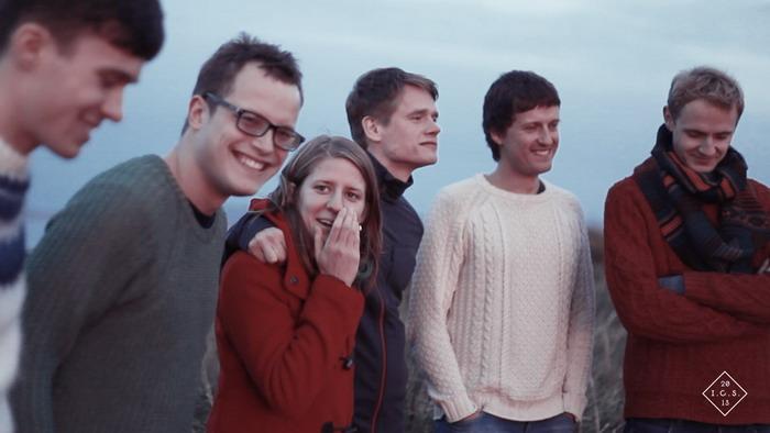 VIDEO: Charlie Straight a Markéta Irglová zdraví z Islandu