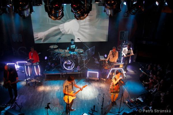 ROCKBLOG - Chinaski: 10 našich nejpamátnějších koncertů
