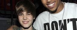 Američtí idolové Chris Brown a Justin Bieber spojili své síly