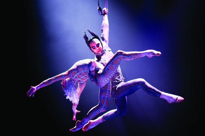 LIVE: Michael Jackson se díky Cirque du Soleil vrátil do Prahy