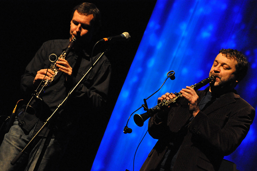 LIVE: Festival Spectaculare I: Kdyby čtyři klarinety