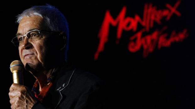 Zemřel Claude Nobs, otec jazzového festivalu Montreaux