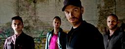 AUDIO: Magičtí Coldplay se v květnu pochlubí novým albem