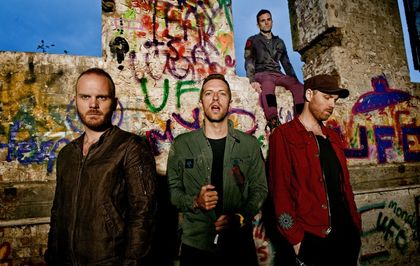 coldplay 2011