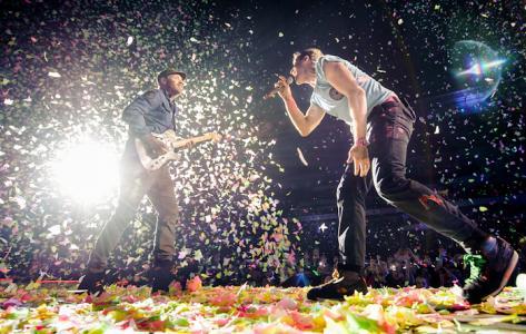 LIVE: Praha zobala Coldplay z ruky