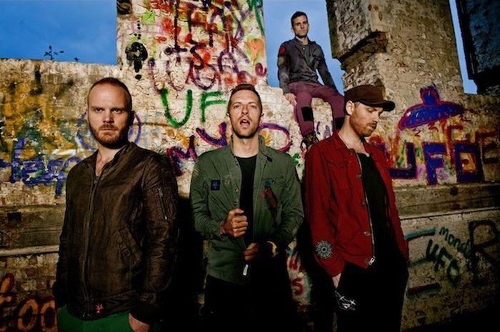 Poslechněte si We Found Love od Rihanny v podání Coldplay